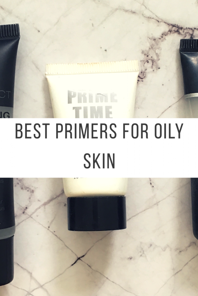Best Primers for Oily Skin
