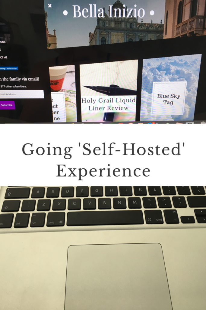 Going 'Self-Hosted' Experience