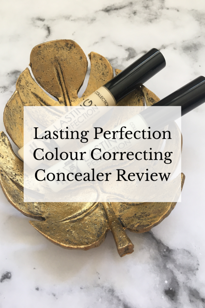 Collection Colour Correcting Concealer Review