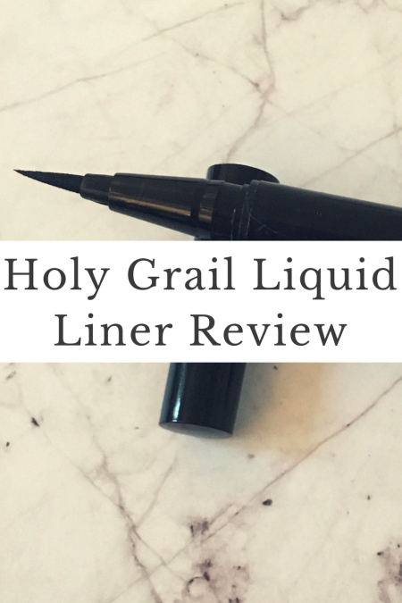 Stila 'Stay All Day' Waterproof Liquid Eye Liner Review