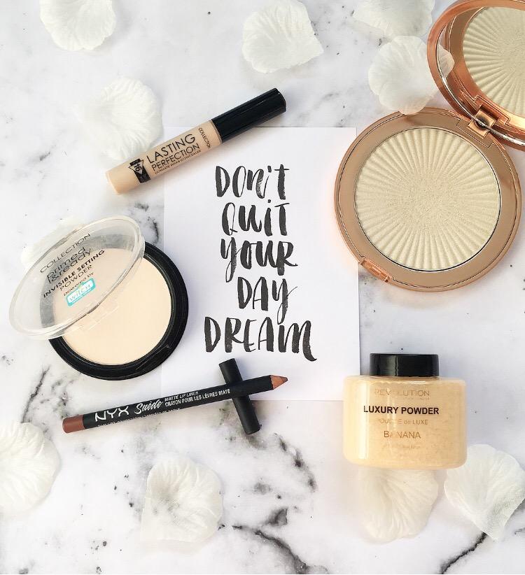 Top 5 Makeup Under £5 Challenge   Collab with Siyana Online