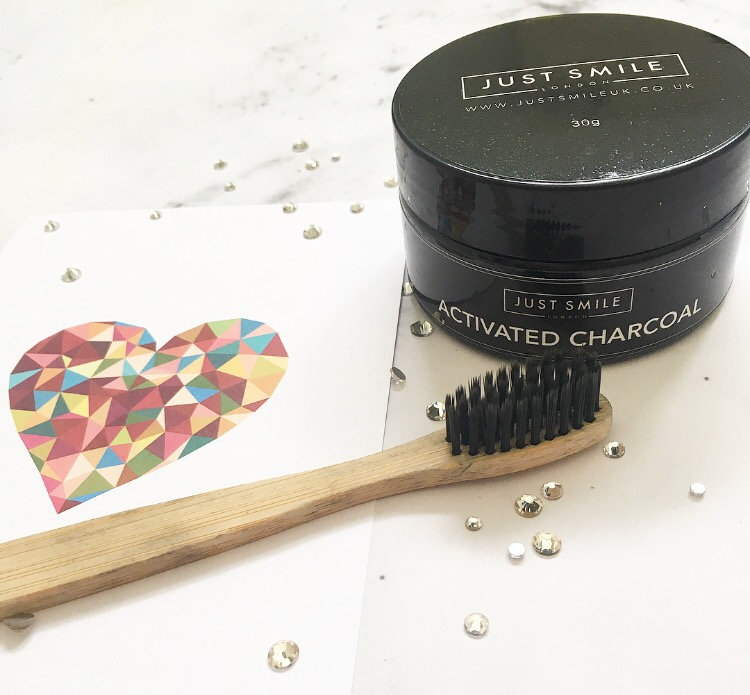 Teeth Whitening | Just Smile UK, Activated Charcoal