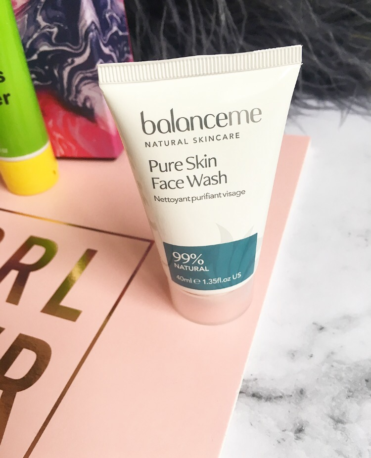 Balance Me Pure Skin Face Wash