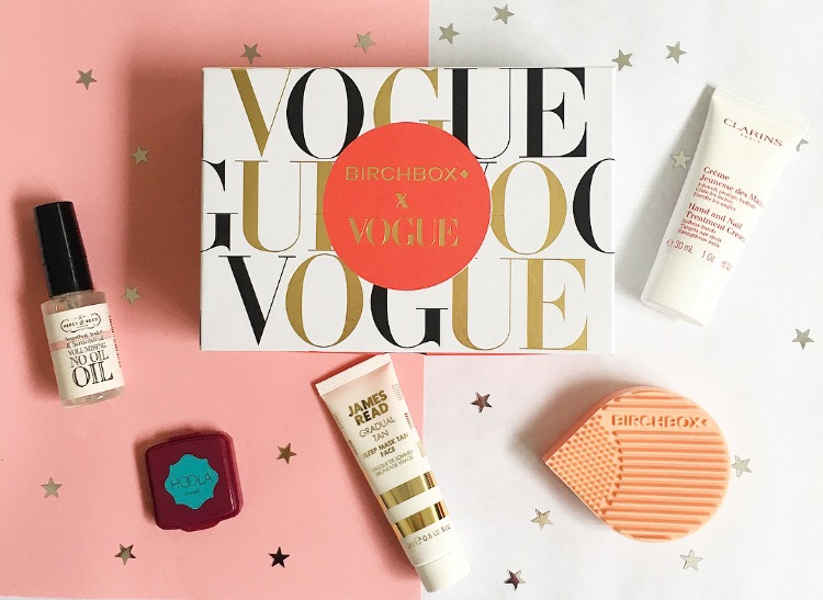 Birchbox November 2017 – Strike A Pose, Vogue.