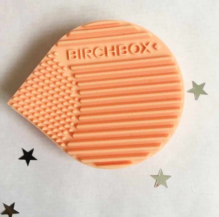 Birchbox brush cleaner