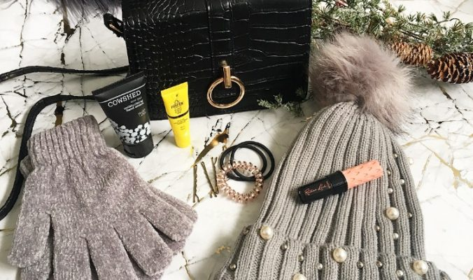 Handbag Essentials | Winter Edition Collab