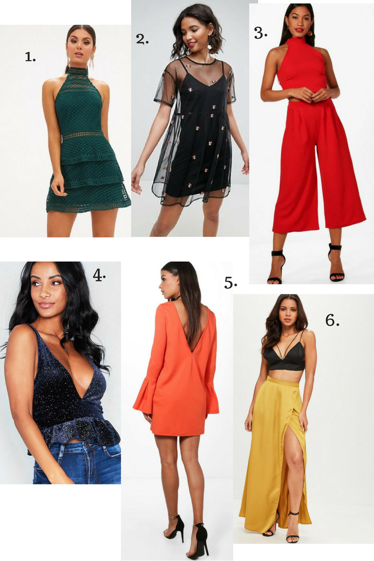 20 Christmas & New Years Outfits That Will Turn Heads