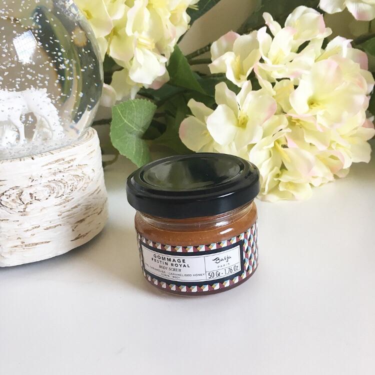 Baija Paris, Caramelised Honey Body Scrub