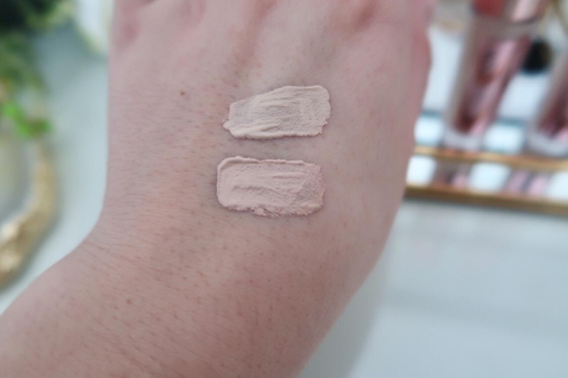 Makeup Revolution Conceal & Define Concealer in C1 and C3