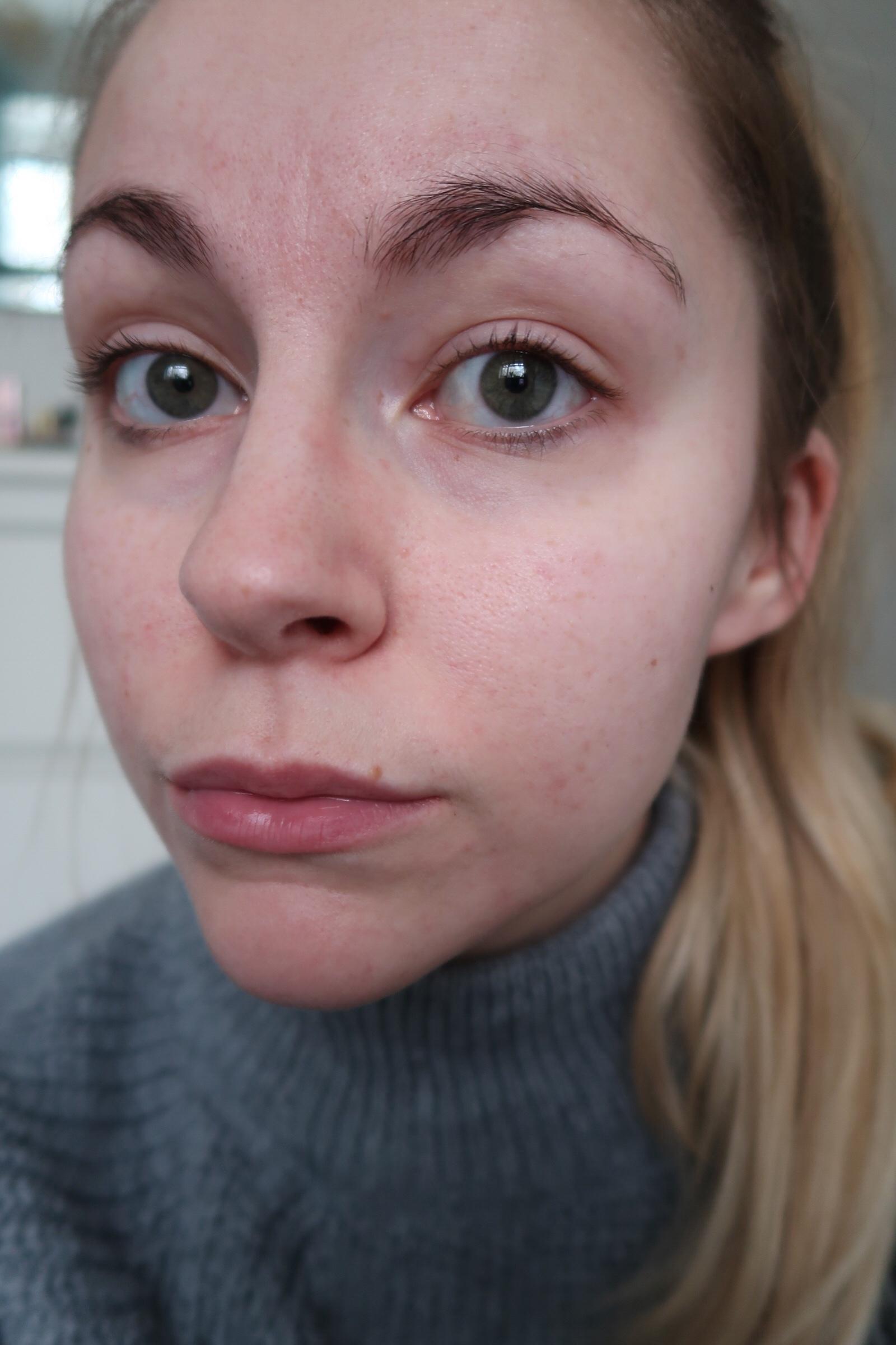 before makeup