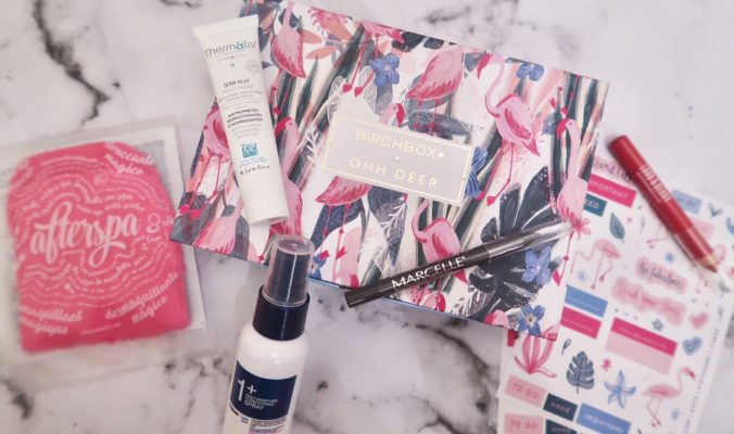 Birchbox January 2018 | Collaboration With Ohh Deer