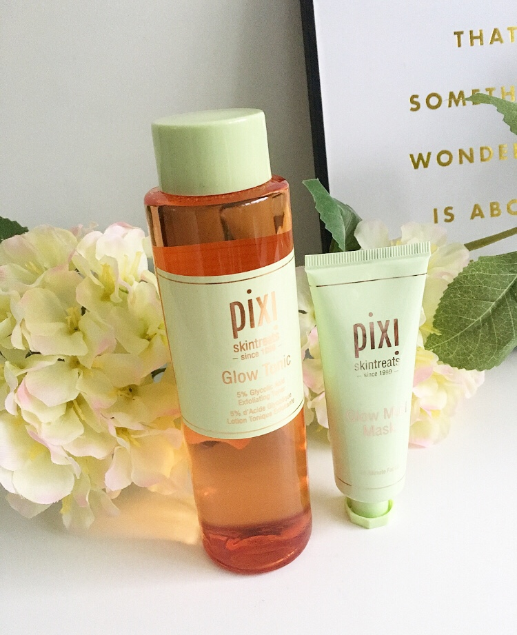 Pixi Glow Tonic & Glow Mud Mask