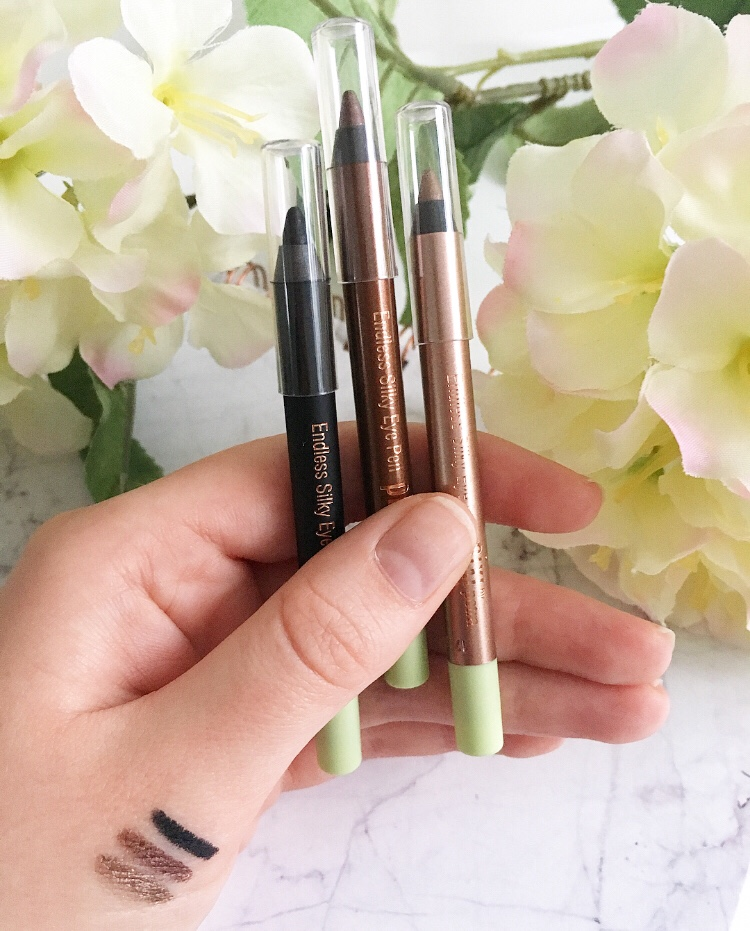 Pixi Endless Silky Eye Pen Trio