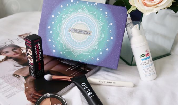 March Birchbox 2018 | Be Present Not Perfect