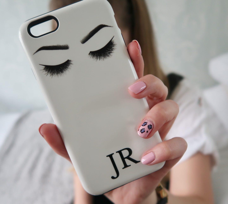 selfie with a CaseApp case
