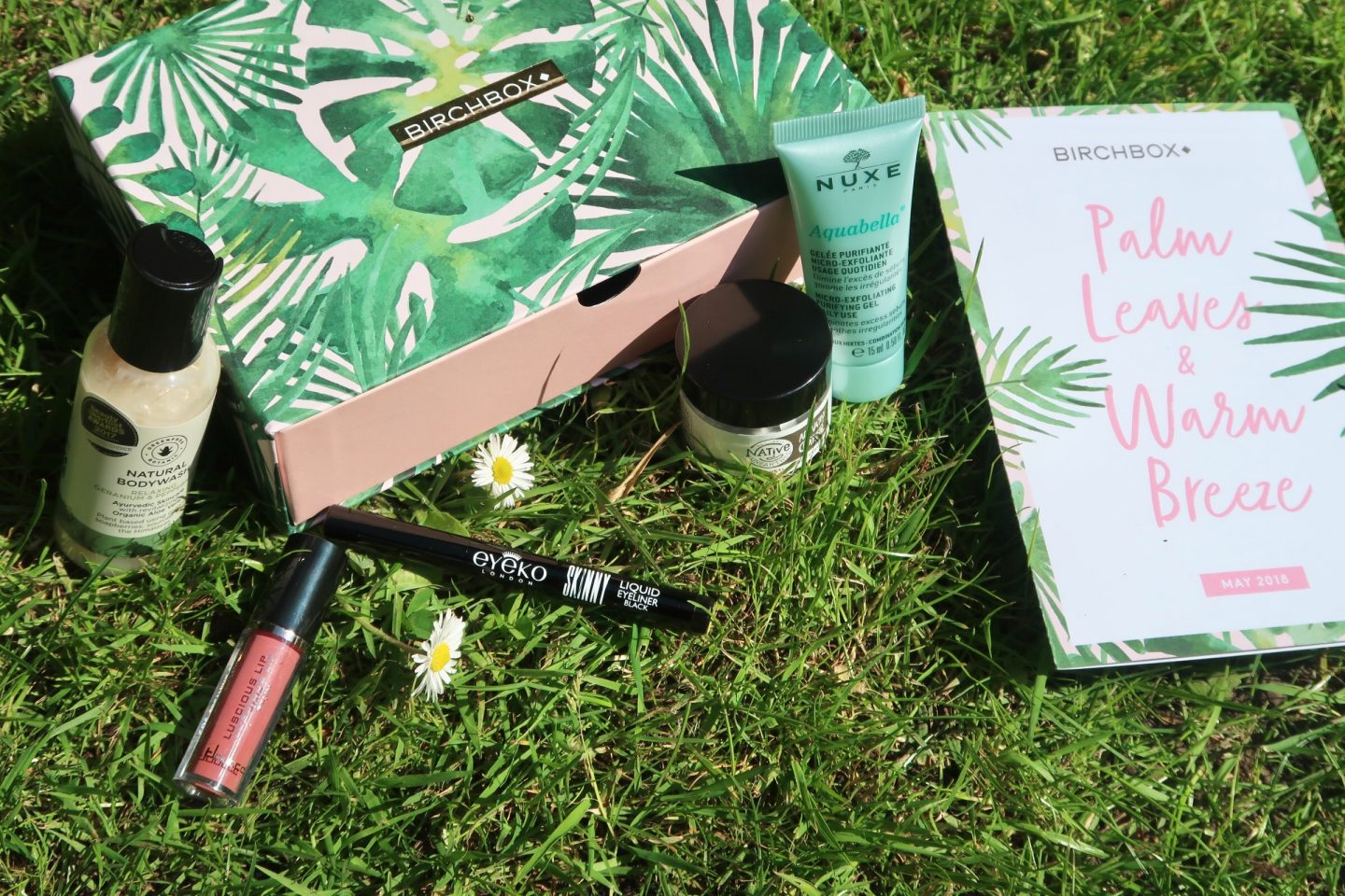 Birchbox May 2018 | The First Sign Of Summer