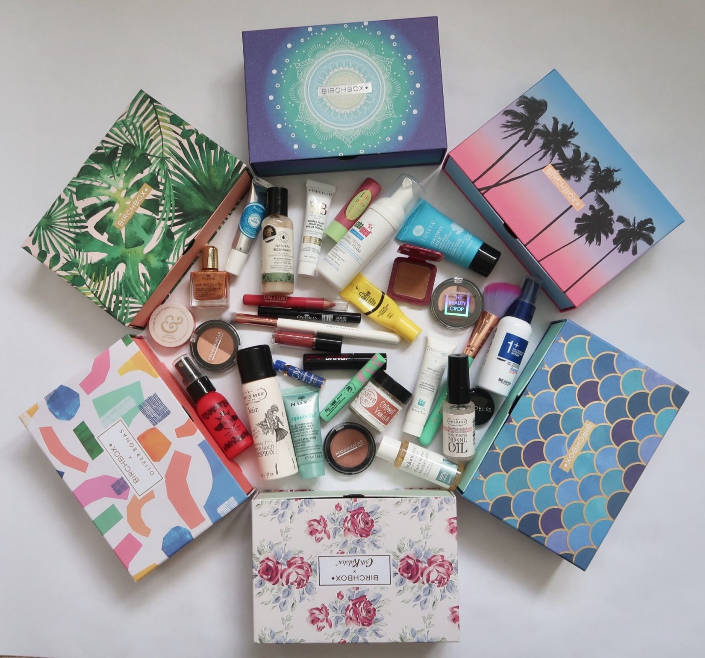 1 Year Of Birchbox: The Best & Worst Of The Boxes
