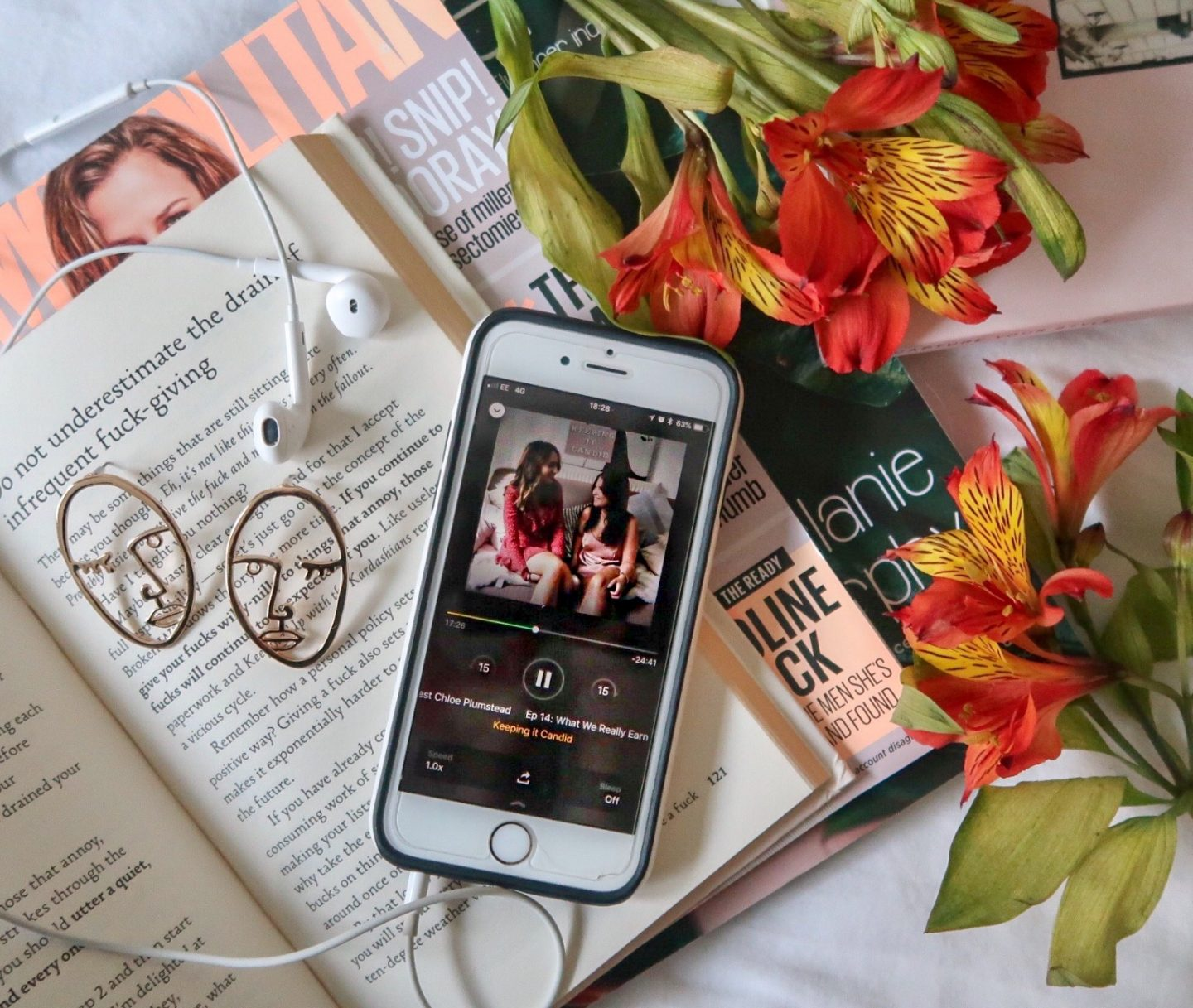 Blogging Podcasts I'm Loving And You Should Too