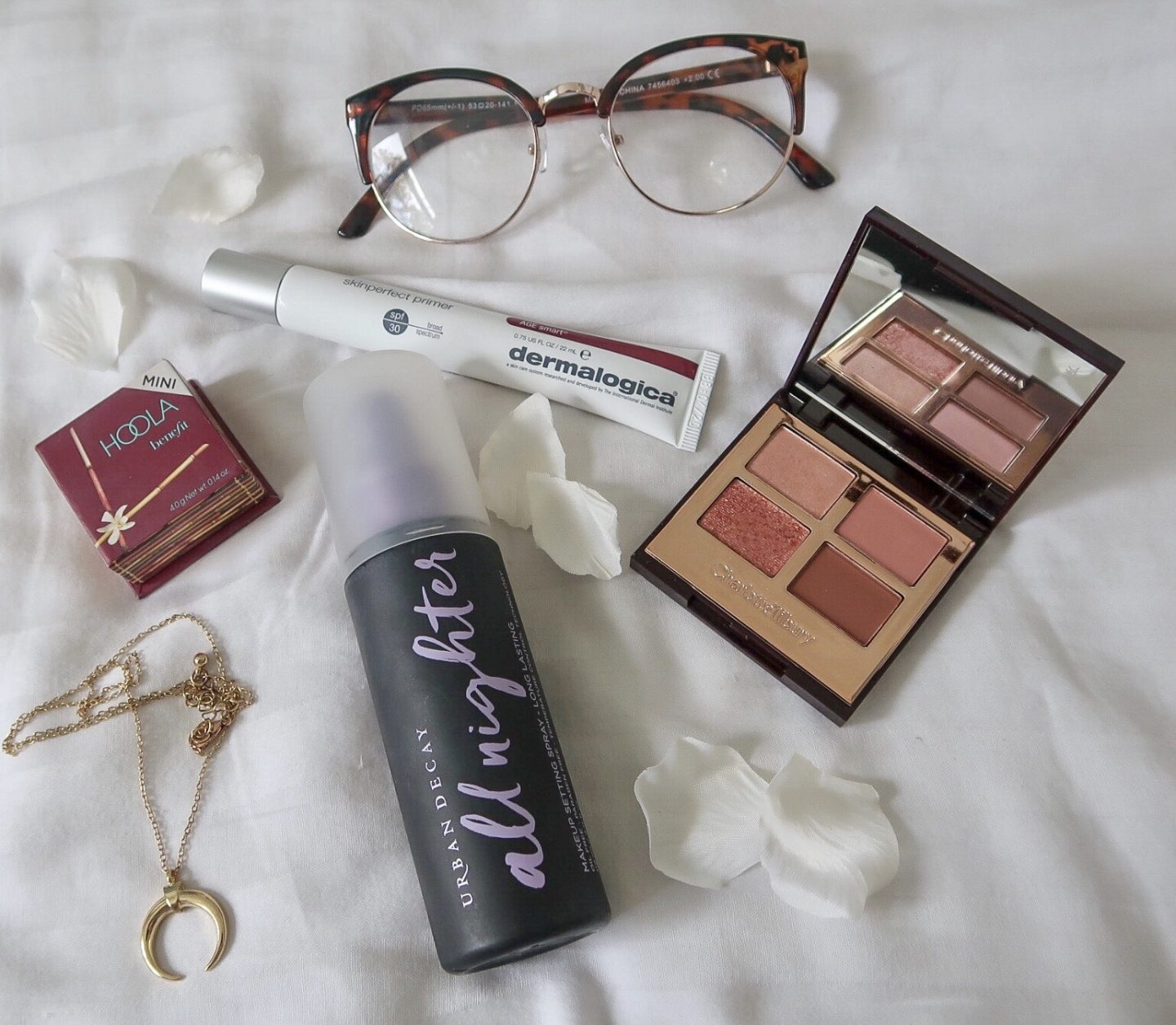 My Makeup Must Haves For The Colder Months